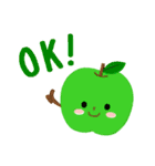 RED&GREEN☆リンゴの日常カジュアルセット(個別スタンプ:13)