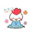 ゆるゆるニワトリ【冬&年末年始編】(個別スタンプ:31)