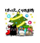 黒ねこ☆小梅のぶな~んなスタンプ3(個別スタンプ:4)
