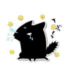 黒ねこ☆小梅のぶな~んなスタンプ3(個別スタンプ:17)