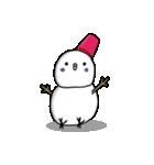 すこぶるインコちゃん【冬とイベント】(個別スタンプ:34)