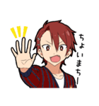 関西男子3(個別スタンプ:15)
