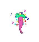 ▶動くフィギュアスケート男子アニメ(個別スタンプ:07)