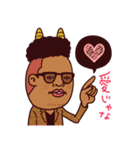 岡山弁ピピピ(個別スタンプ:37)