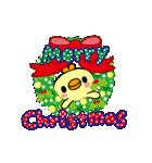トリさんのクリスマス・年末年始・お正月(個別スタンプ:02)