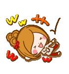 ほのぼのカノジョ 【冬のあったかコトバ】(個別スタンプ:29)