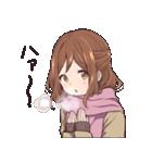 カノジョの冬(個別スタンプ:02)