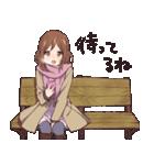 カノジョの冬(個別スタンプ:07)