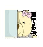 辛辣の黄色いくまさん(個別スタンプ:35)