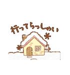 やさしく動く☆手書きスタンプ 冬(個別スタンプ:14)