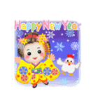 happy new year(個別スタンプ:04)