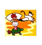 【動く♪】大人ねこ☆冬イベント(個別スタンプ:16)