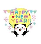 使える!2種類♪パンダねこ年末年始セット(個別スタンプ:29)