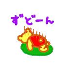 くまのみっちゃん(個別スタンプ:38)