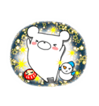 しろくまたん☆シンプルすたんぷ 冬(個別スタンプ:33)