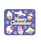 冬のサンリオキャラクターズ(個別スタンプ:09)