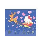 冬のサンリオキャラクターズ(個別スタンプ:10)
