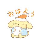 冬のサンリオキャラクターズ(個別スタンプ:23)