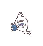 妖怪ウォッチ ゆるかわアニメスタンプ(個別スタンプ:02)