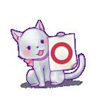 ほんわかアニマルzoo~猫編~(個別スタンプ:01)