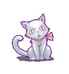 ほんわかアニマルzoo~猫編~(個別スタンプ:09)