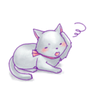 ほんわかアニマルzoo~猫編~(個別スタンプ:14)