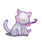 ほんわかアニマルzoo~猫編~(個別スタンプ:21)