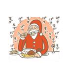 サンタのおじいさんとトナカイさん☆(個別スタンプ:08)