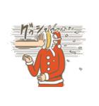 サンタのおじいさんとトナカイさん☆(個別スタンプ:21)