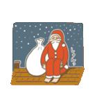 サンタのおじいさんとトナカイさん☆(個別スタンプ:23)