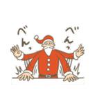 サンタのおじいさんとトナカイさん☆(個別スタンプ:26)