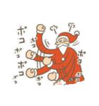 サンタのおじいさんとトナカイさん☆(個別スタンプ:27)