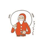 サンタのおじいさんとトナカイさん☆(個別スタンプ:28)