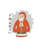 サンタのおじいさんとトナカイさん☆(個別スタンプ:36)