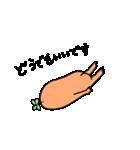 夢見るゴリラ38(個別スタンプ:01)