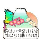 Lサイズ吹き出し うさぎ【年末年始編】(個別スタンプ:26)