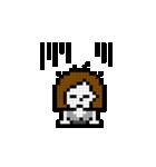 OLの日常 ピクセル(個別スタンプ:16)