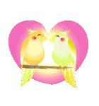 いろとりどりの鳥(個別スタンプ:30)