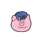 金髪豚野郎(個別スタンプ:15)