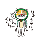 どろぼう猫のドラ猫さん(個別スタンプ:13)