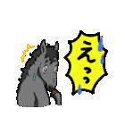 お馬さんスタンプ(個別スタンプ:16)