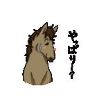 お馬さんスタンプ(個別スタンプ:27)