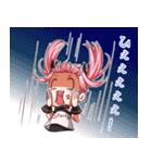 すた~ず@べるのアイドル! りんちゃん!(個別スタンプ:24)