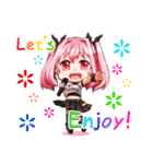 すた~ず@べるのアイドル! りんちゃん!(個別スタンプ:30)