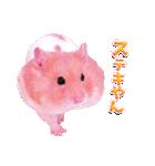 関西弁★幸せのピンクハムスター(個別スタンプ:23)