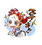 おジャ魔女どれみ(個別スタンプ:02)