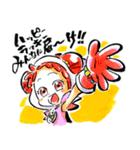 おジャ魔女どれみ(個別スタンプ:06)