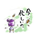 おジャ魔女どれみ(個別スタンプ:19)