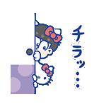 おそ松さん×サンリオキャラクターズ(個別スタンプ:05)