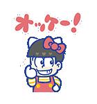 おそ松さん×サンリオキャラクターズ(個別スタンプ:06)